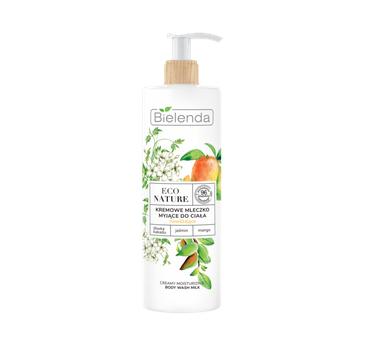 Bielenda – Eco Nature Mleczko myjące do ciała (400 ml)