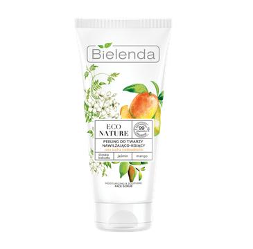 Bielenda – Peeling do twarzy nawilżająco-kojący cera sucha i odwodniona (150 g)