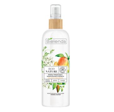 Bielenda – Eco Nature Śliwka Woda tonizująca nawilżająco-kojąca (200 ml)
