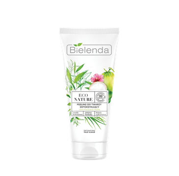 Bielenda – Peeling do twarzy detoksykujący Eco Nature (150 g)