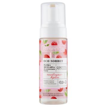Bielenda – Eco Sorbet Pianka micelarna do oczyszczania twarzy nawilżająco-kojaca (150 ml)