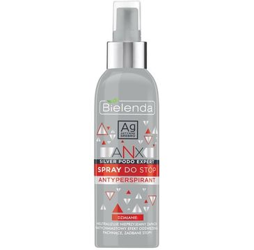 Bielenda – Anx Podo Expert Spray do stóp antyperspirant (150 ml)