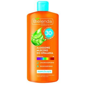 Bielenda Bikini aloesowe mleczko do opalania (SPF 30 200 ml)