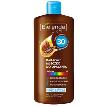 Bielenda kakaowe mleczko do opalania SPF 30 (200 ml)