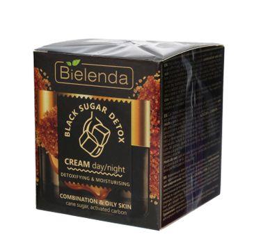 Bielenda Black Sugar (detox krem detoksykująco-nawilżający na dzień i noc 50 ml)