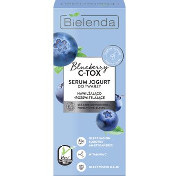 Bielenda Blueberry C-TROX Serum nawilżająco-rozświetlające (30 ml)