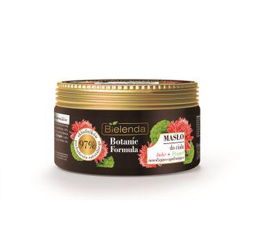 Bielenda Botanic Formula (Imbir + Dzięgiel masło do ciała 250 ml)
