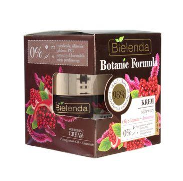 Bielenda Botanic Formula krem odżywczy olej z granatu i amarantus (na dzień i noc 50 ml)