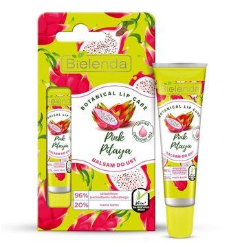 Bielenda balsam do ust (Botanical Lip Care Pink Pitaya 10 g)