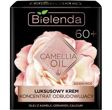 Bielenda Camellia Oil 60+ (luksusowy krem koncentrat odbudowujący na dzień i noc 50 ml)