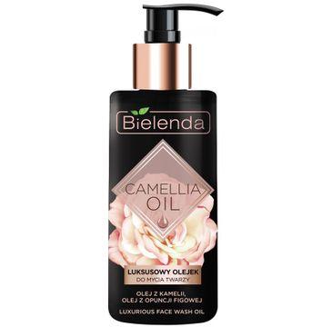 Bielenda Camellia Oil olejek do mycia twarzy (140 ml)