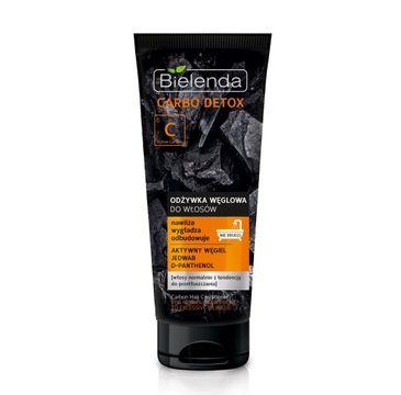 Bielenda Carbo Detox (odżywka do włosów normalnych i przetłuszczających węglowa 200 ml)