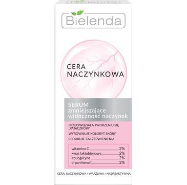 Bielenda Cera Naczynkowa serum (zmniejszające widoczność naczynek 30 ml)