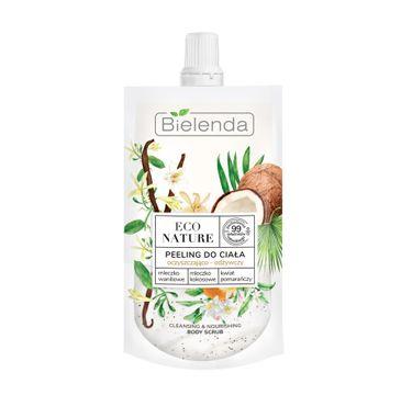 Bielenda – Eco Nature Peeling do ciała oczyszczająco-odżywczy (100 g)