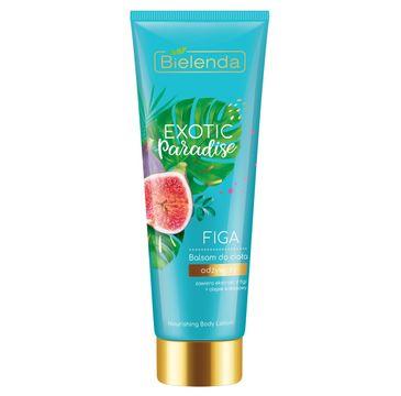 Bielenda Exotic Paradise – balsam do ciała odżywczy Figa (250 ml)