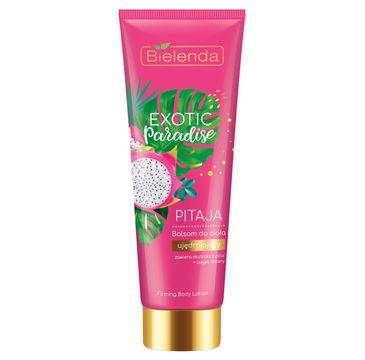 Bielenda Exotic Paradise – balsam do ciała ujędrniający Pitaja (250 ml)