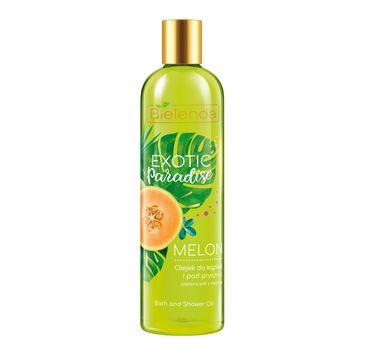 Bielenda Exotic Paradise – olejek do kąpieli i pod prysznic Melon (400 ml)