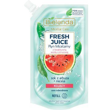 Bielenda – Fresh Juice kojący płyn micelarny Arbuz (500 ml)