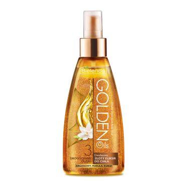 Bielenda Golden Oils – złoty dwufazowy eliksir do ciała (150 ml)