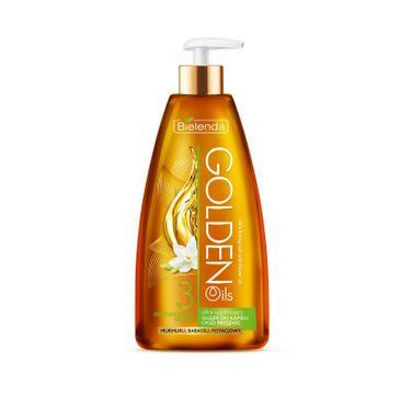 Bielenda Golden Oils – olejek do kąpieli i pod prysznic ultraujędrniający (250 ml)