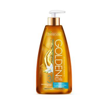 Bielenda Golden Oils – olejek do kąpieli i pod prysznic ultranawilżający (250 ml)