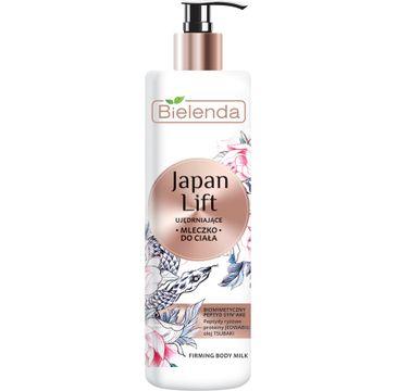 Bielenda – Japan Lift mleczko do ciała Ujędrniające (400 ml)