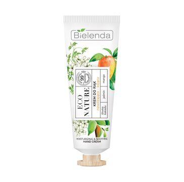 Bielenda – Krem do rąk nawilżająco-kojący Eco Nature (50 ml)