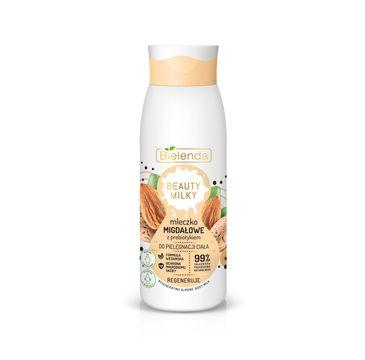 Bielenda – Beauty Milky Kremowe Mleczko Migdałowe do ciała (400 ml)