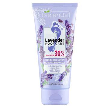 Bielenda Lavender  krem do stóp  30% mocznika (75 ml)