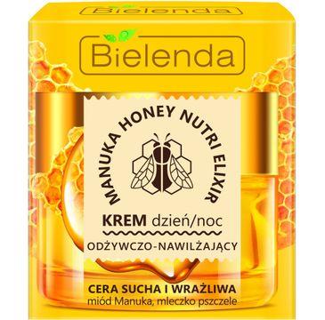 Bielenda Manuka Honey Nutri Elixir – krem odżywczo-nawilżający na dzień i noc (50 ml)