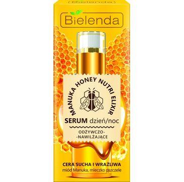 Bielenda Manuka Honey Nutri Elixir – serum odżywczo-nawilżające na dzień i noc (30 g)