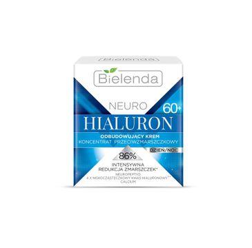 Bielenda Neuro Hialuron – krem-koncentrat odbudowujący przeciwzmarszczkowy na dzień i noc 60+ (50 ml)