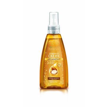 Bielenda – olejek arganowy do ciała, twarzy i włosów 3w1 (150 ml)