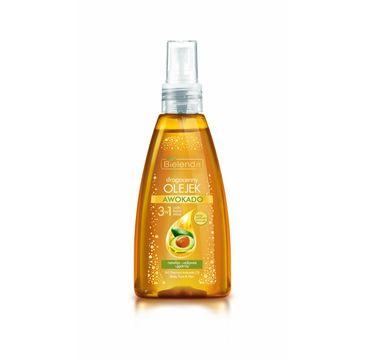 Bielenda – olejek awokado do ciała, twarzy i włosów 3w1 (150 ml)
