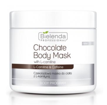 Bielenda Professional Body Program Chocolate Body Mask – czekoladowa maska do ciała z L-karnityną (600 g)