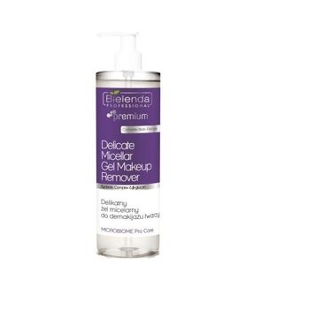Bielenda Professional Microbiome Pro Care Delikatny żel micelarny do demakijażu (500 ml)