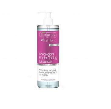 Bielenda Professional Essence of Asia Antioxidant Facial Toning Essence – antyoksydacyjna esencja tonizująca do twarzy (500 ml)