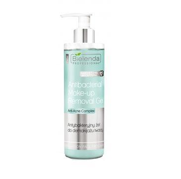Bielenda Professional Antibacterial Make-up Removal Gel – antybakteryjny żel do demakijażu twarzy (200 g)