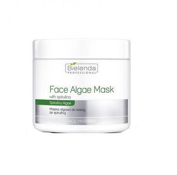 Bielenda Professional Face Program Maska algowa ze spirulinÄ… (190 g)