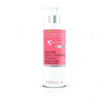 Bielenda Professional FERUL - X Delikatna emulsja micelarna do mycia twarzy (200 ml)