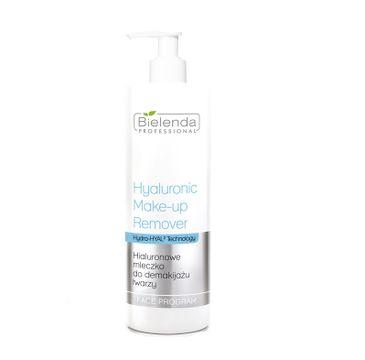 Bielenda Professional Face Program Hydra-Hyal2 Technology Hialuronowe mleczko do demakijażu twarzy (500 ml)