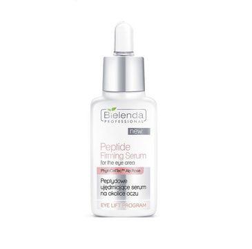 Bielenda Professional Peptydowe ujęrdniające serum na okolice oczu (30 ml)