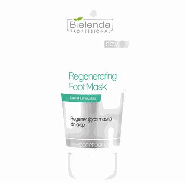 Bielenda Professional Foot Program Regenerująca maska do stóp (175 ml)