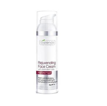 Bielenda Professional Face Program Krem odmładzający do twarzy z komórkami macierzystymi SPF 15 (100 ml)