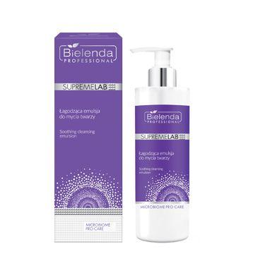 Bielenda Professional Supremelab Microbiome Pro Care �agodząca emulsja do mycia twarzy (175 g)