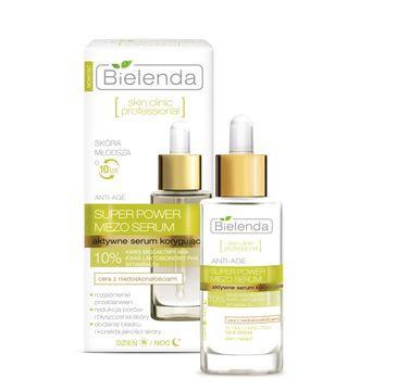 Bielenda Skin Clinic Professional - aktywne serum do twarzy korygujące na dzień i noc (30 ml)