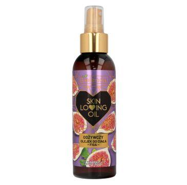 Bielenda Skin Loving Oil - olejek do ciała odżywczy Figa (150 ml)