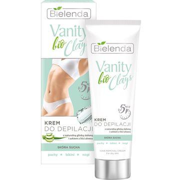 Bielenda – Vanity Bio Clays krem do depilacji skóra Sucha 100ml