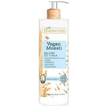 Bielenda Vegan Muesli balsam (do ciała nawilżający 400 ml)