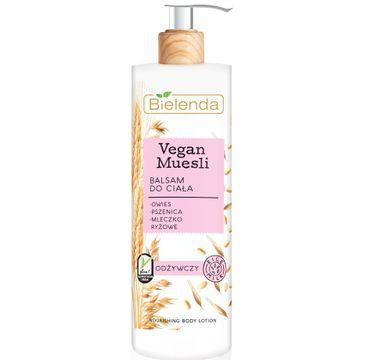 Bielenda Vegan Muesli balsam (do ciała odżywczy 400 ml)